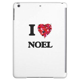 I Love Noel iPad Air Cover