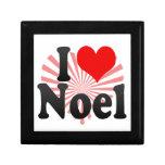 I love Noel Keepsake Boxes