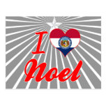 I Love Noel, Missouri Post Card