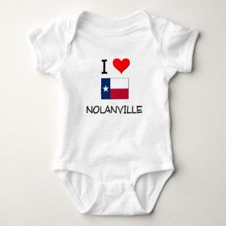 I Love Nolanville Texas Tshirt