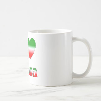 I Love Nonna (Italian Grandmother) Coffee Mug