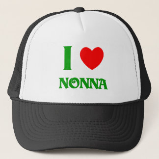 I Love Nonna Trucker Hat