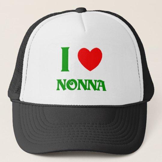 I Love Nonna Trucker Hat