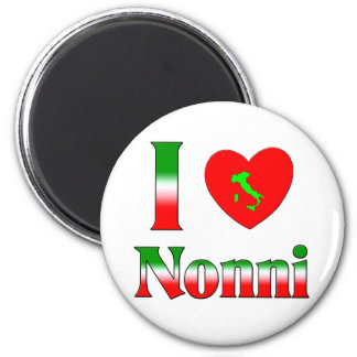 I  Love Nonni Magnet