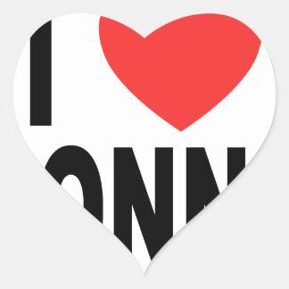 I Love nonno Shirts V.png Heart Sticker