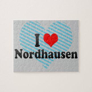 I Love Nordhausen, Germany Puzzles