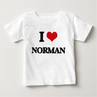 I Love Norman T Shirts