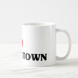 I love Norristown Classic White Coffee Mug