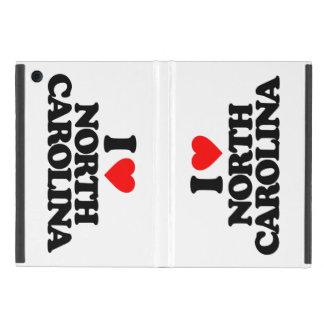 I LOVE NORTH CAROLINA COVER FOR iPad MINI