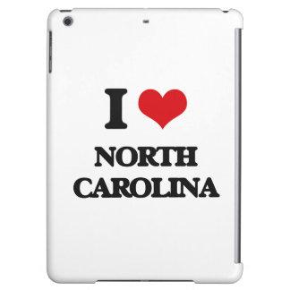 I Love North Carolina iPad Air Cover