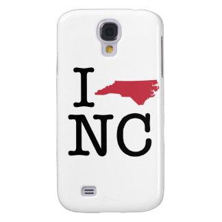 I Love North Carolina Samsung Galaxy S4 Case