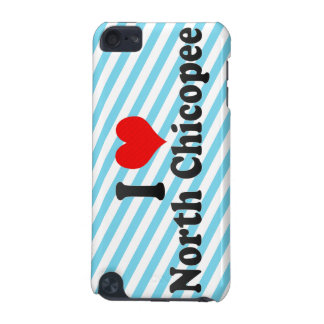 I Love North Chicopee United States iPod Touch (5th Generation) Cover