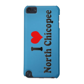 I Love North Chicopee United States iPod Touch 5G Case