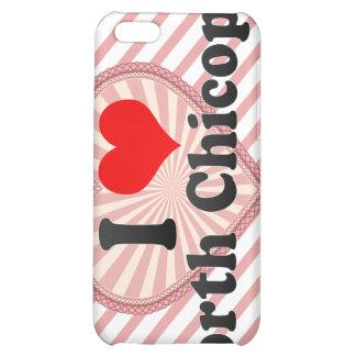 I Love North Chicopee United States iPhone 5C Case