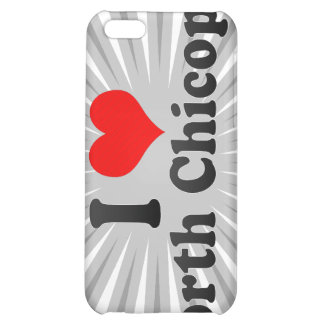 I Love North Chicopee United States iPhone 5C Cover