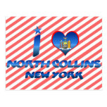 I love North Collins, New York Post Cards