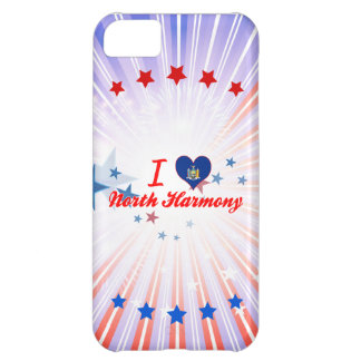 I Love North Harmony, New York Cover For iPhone 5C