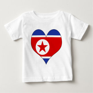 I Love North Korea T Shirts