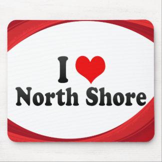 I Love North Shore New Zealand Mouse Pad