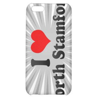 I Love North Stamford, United States iPhone 5C Cases