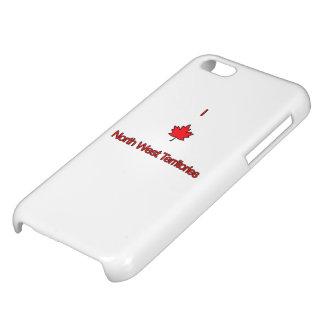 I Love North West Territories iPhone 5C Case