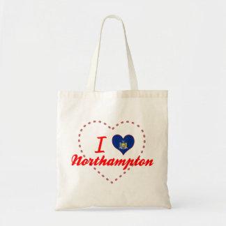 I Love Northampton, New York Bag