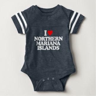 I LOVE NORTHERN MARIANA ISLANDS SHIRTS