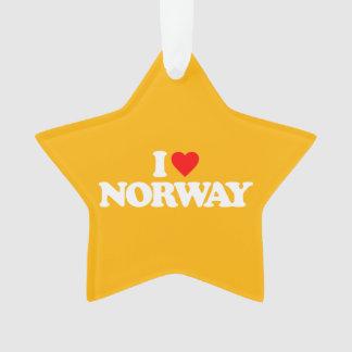I LOVE NORWAY