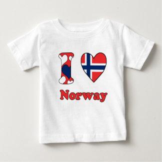 I love Norway T Shirt