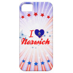 I Love Norwich, Kansas iPhone 5 Case