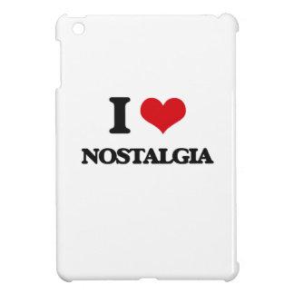 I Love Nostalgia iPad Mini Case