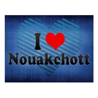I Love Nouakchott, Mauritania Postcard
