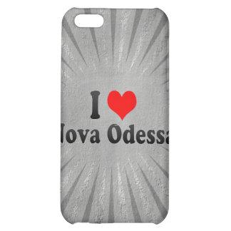 I Love Nova Odessa, Brazil Case For iPhone 5C