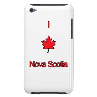 I Love Nova Scotia iPod Touch Case