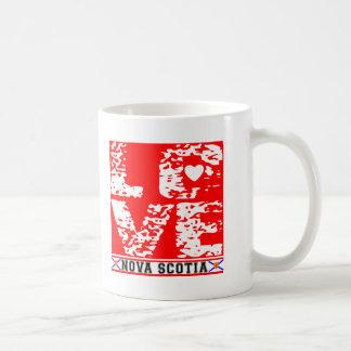 I Love Nove Scotia Coffee Mug