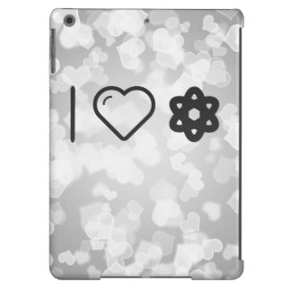 I Love Nucleus Cover For iPad Air