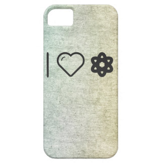 I Love Nucleus iPhone 5 Cover
