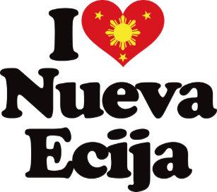 Nueva ecija gifts on zazzle i love nueva ecija postcard stopboris Images