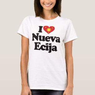 I love nueva ecija gifts on zazzle i love nueva ecija t shirt stopboris Images