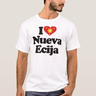 Nueva ecija t shirts shirt designs zazzle i love nueva ecija t shirt stopboris Images