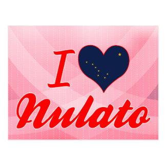 I Love Nulato, Alaska Postcards