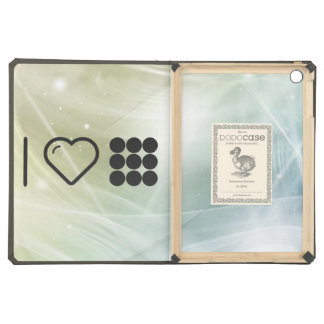 I Love Number Nines Cover For iPad Air
