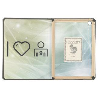 I Love Number Nines iPad Air Case