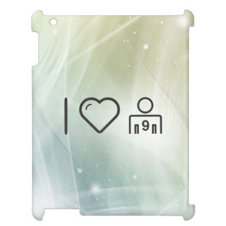 I Love Number Nines Cover For The iPad 2 3 4