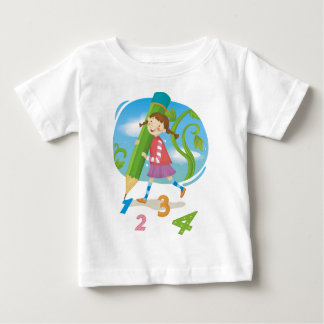 I Love Numbers T-shirt