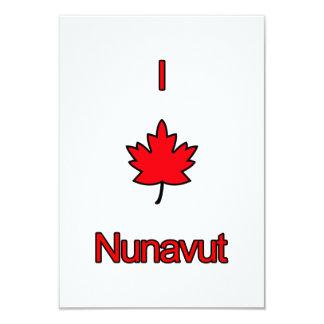 I Love Nunavut Card