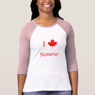 I Love Nunavut T-Shirt
