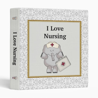 I Love Nursing Binder 2