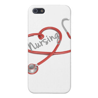 I Love Nursing iPhone Case
