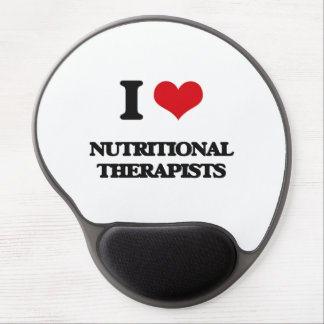 I love Nutritional Therapists Gel Mouse Mats